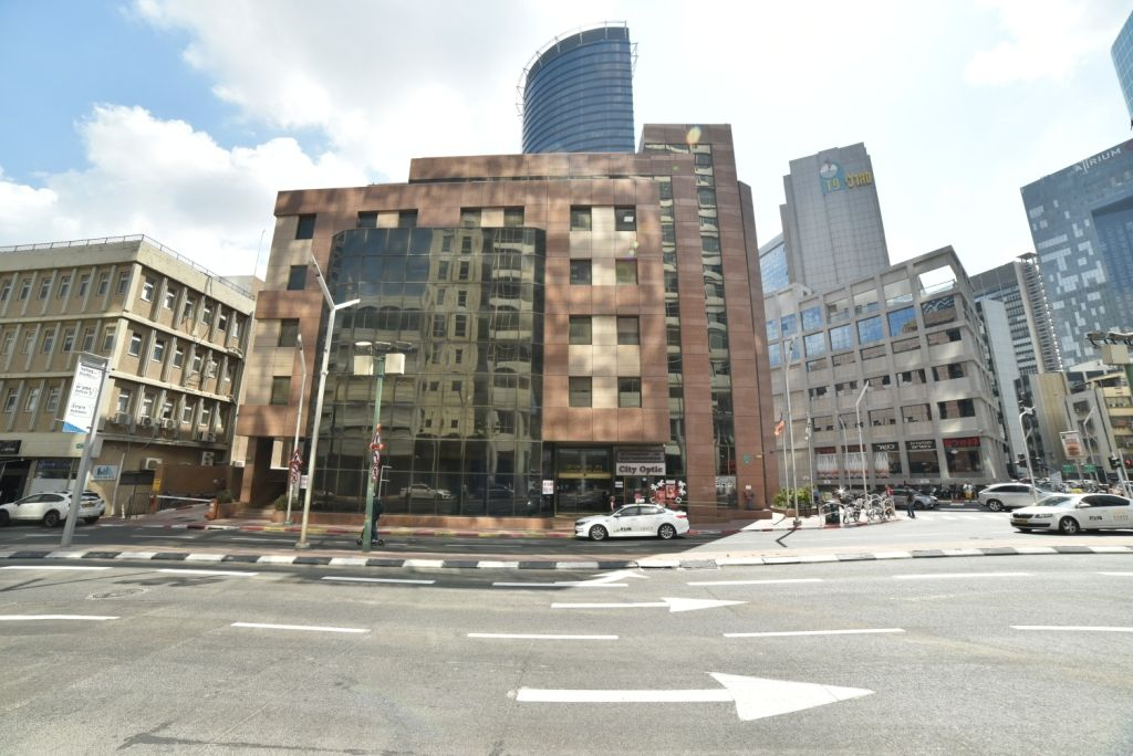בניין בית דרום אפריקה ברמת גן | רמת הבניין classB | תמונה #10 - 1